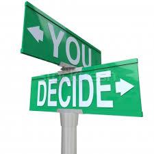 تصمیم بگیرید که چه میخواهید (اصل سوم موفقیت)