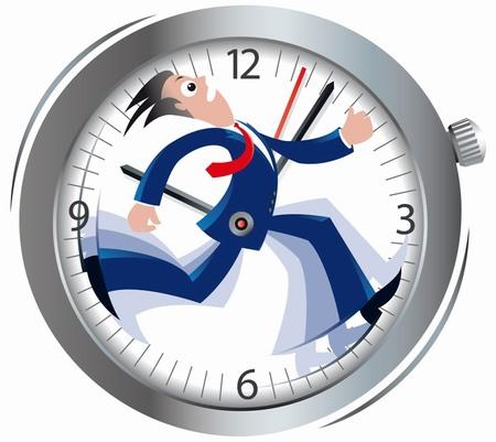 راهکار استفاده بهینه از زمان/ چگونه کارهای خود را سر وقت تمام کنیم؟