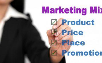 آمیخته بازاریابی-Marketing-Mix