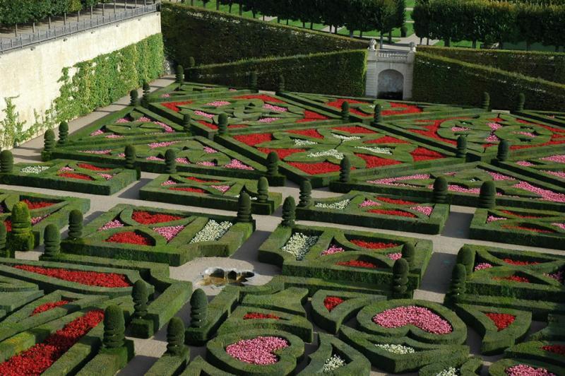 نمونه طرح های فضای سبز با نرم افزار ریل تایم پرو و آرشیتکت