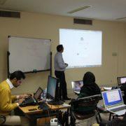 سومین کارگاه آموزشی طراحی سایت به صورت عملی