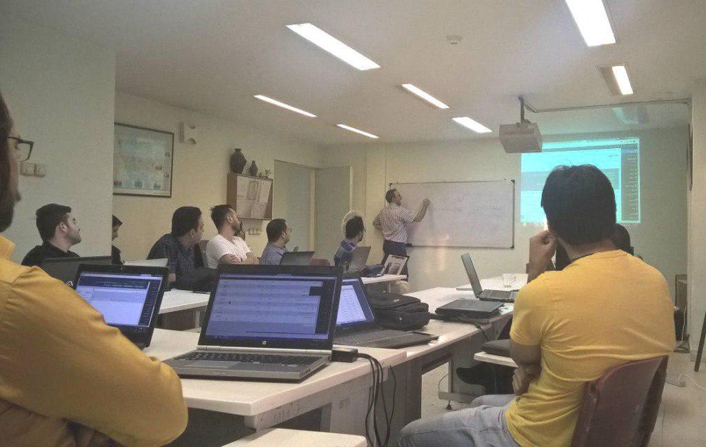 workshop site design mashhad