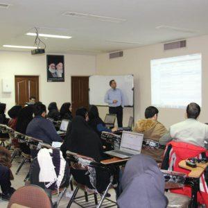 چهارمین کارگاه آموزش طراحی و ایجاد سایت